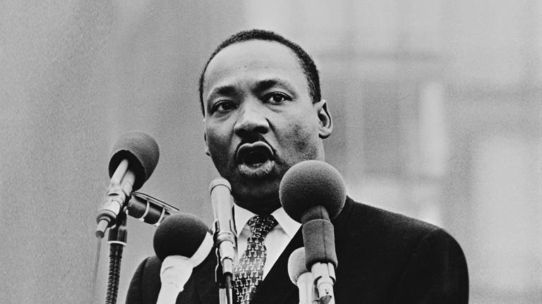 Resultado de imagen de Martin Luther King