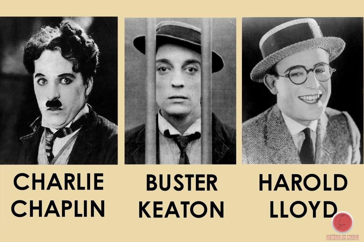 Os Gênios das Comédias | História do Cinema 03