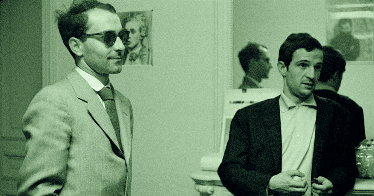 A Briga entre Truffaut e Godard | Clacast 65