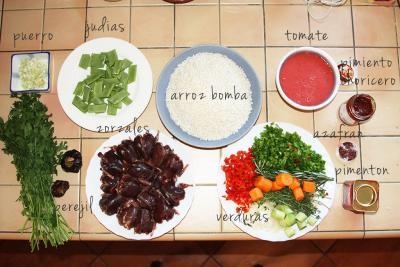 Arroz con zorzales  jlbravo  Receta  Canal Cocina