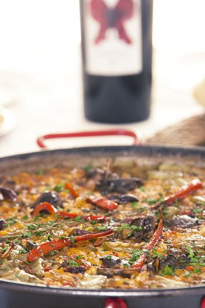 Arroz con zorzales   Receta  Canal Cocina