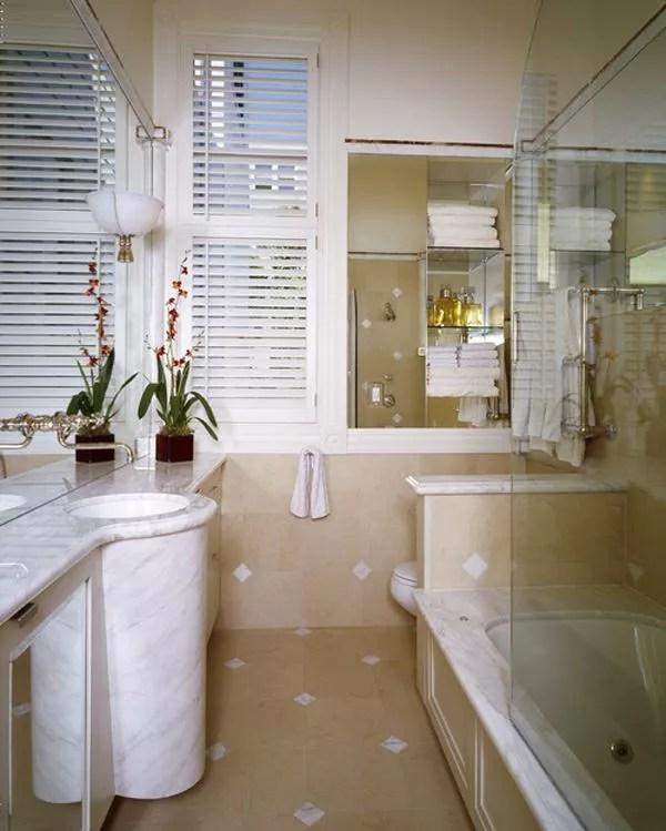 Banheiros Pequenos e Modernos Fotos e Ideias Criativas