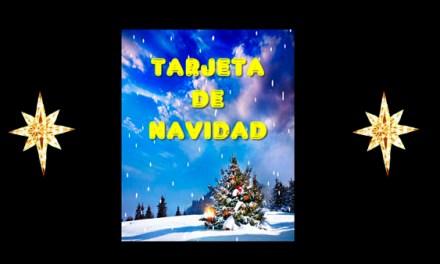 Frases de Feliz Navidad para Todos Originales, Tarjetas de Navidad Animadas, Postales de Navidad