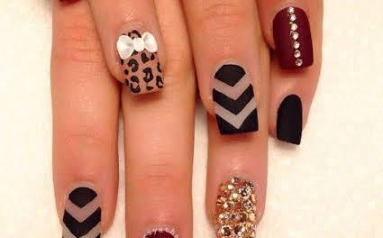 Uñas Decoradas 5