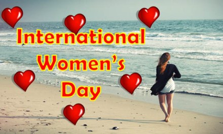 Happy International Women's Day, Woman's Day