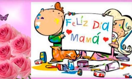 Frases para o por el dia de la Madre Bonitas – Feliz dia de la Madre cortas – Feliz dia Mama