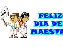 Dia Del Maestro Canal De Entretenimiento Y Diversión