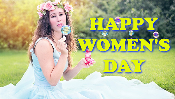 Happy International Women's Day 2017 Cards, Everything to know ahead of March 8