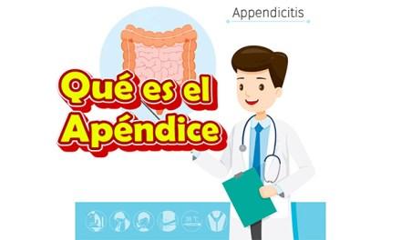 Qué es el Apéndice, sintomas y para que sirve, Apendicitis y Peritonitis