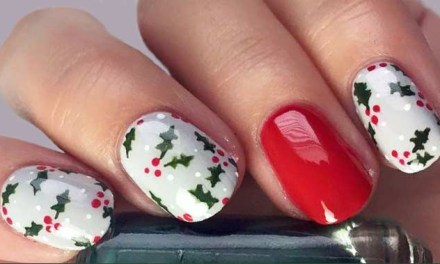 Uñas Decoradas de Navidad 16