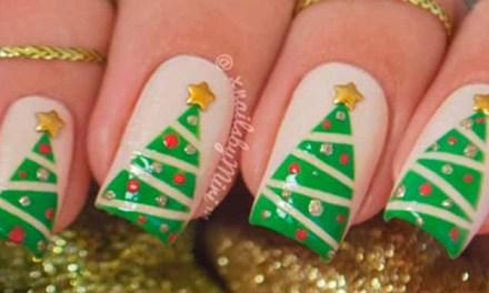 Uñas Decoradas de Navidad 17