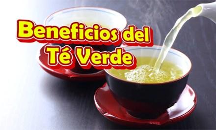 Beneficios del Té Verde para la salud, Adelgazar, la Piel, el Cabello, la Diabetes, bajar de peso y en ayunas