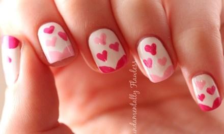 Diseño de Uñas para San Valentin 12