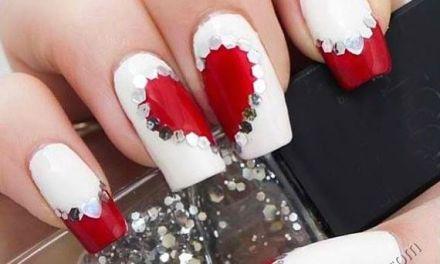 Diseño de Uñas para San Valentin 6