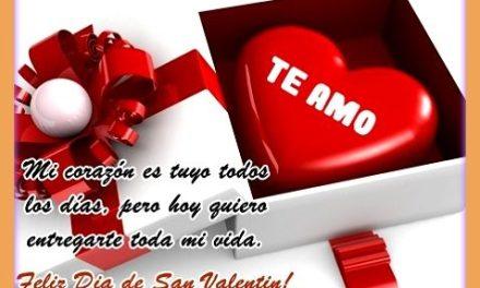 Frases de San Valentin 7