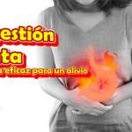 Remedios Naturales para la Digestión Lenta o Pesada