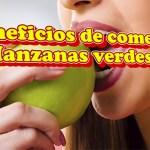 Beneficios de comer manzanas verdes a diario y en ayunas