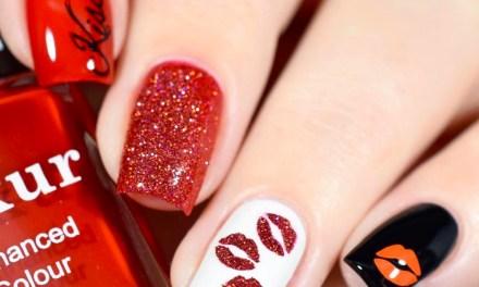 Diseño de Uñas para San Valentin 16