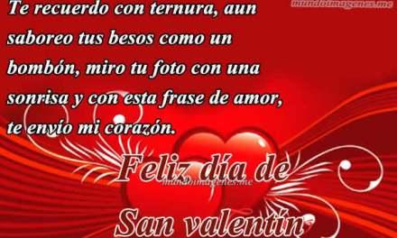 Frases de San Valentin 27