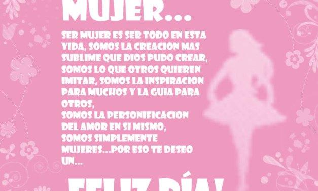 Feliz Dia de la Mujer 4