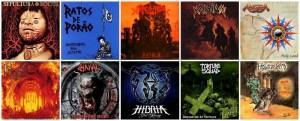 10 das melhores bandas brasileiras de Metal.