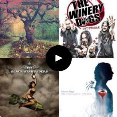Playlist do Rock – Lançamentos 2015