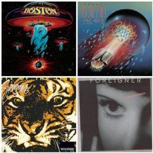 """Playlist do Rock – """"O melhor do AOR – Rock de Arena"""""""