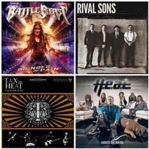 "Playlist do Rock – ""Rock – New Generation"""