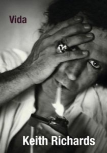 "Livro: ""Vida – Keith Richards"""