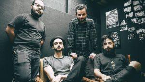 "Versus Mare : A banda paulista lança ""Cordilheira"" seu primeiro ""full album""."