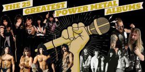 "Os 25 maiores álbuns de Power Metal de todos os tempos, na opinião da ""Metal Hammer""."