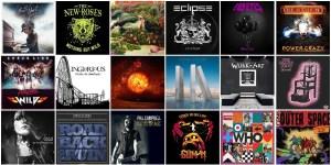Os Melhores álbuns do Rock Internacional de 2019