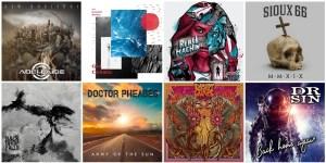 Os Melhores álbuns do Rock Nacional de 2019.