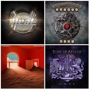 Playlist do Rock – Lançamentos 2020