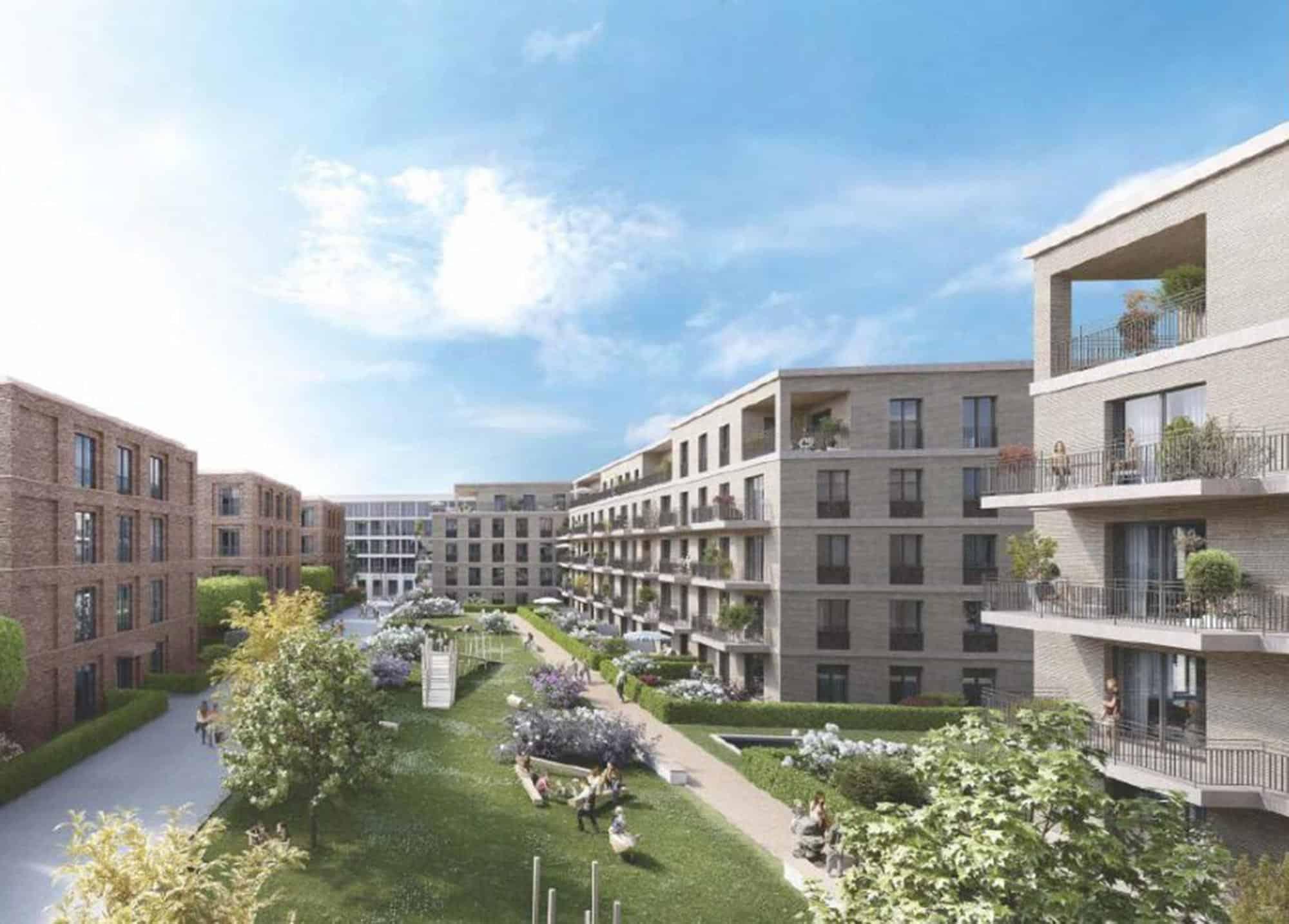 Hafencity Dresden  1 Zimmer Wohnung  2610 m  Canaletto Immobilien