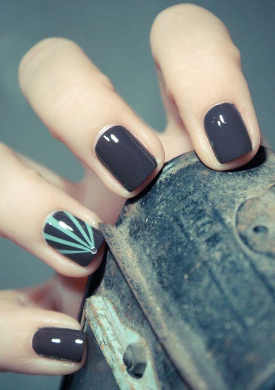 For the kiddos | Manicura para uñas cortas, Manicura de