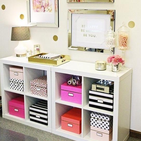como decorar tu oficina de trabajo