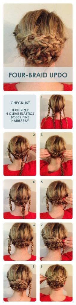 peinados faciles 101