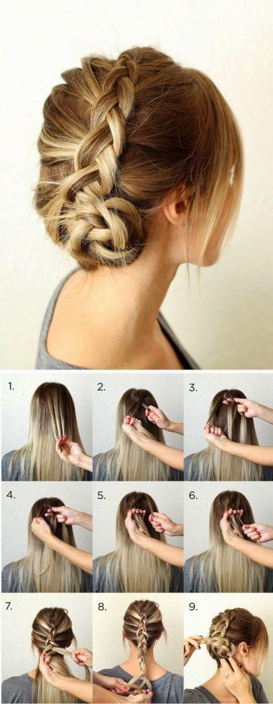 peinados faciles 44