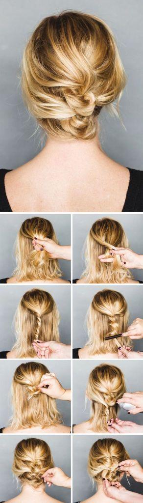 peinados faciles 7