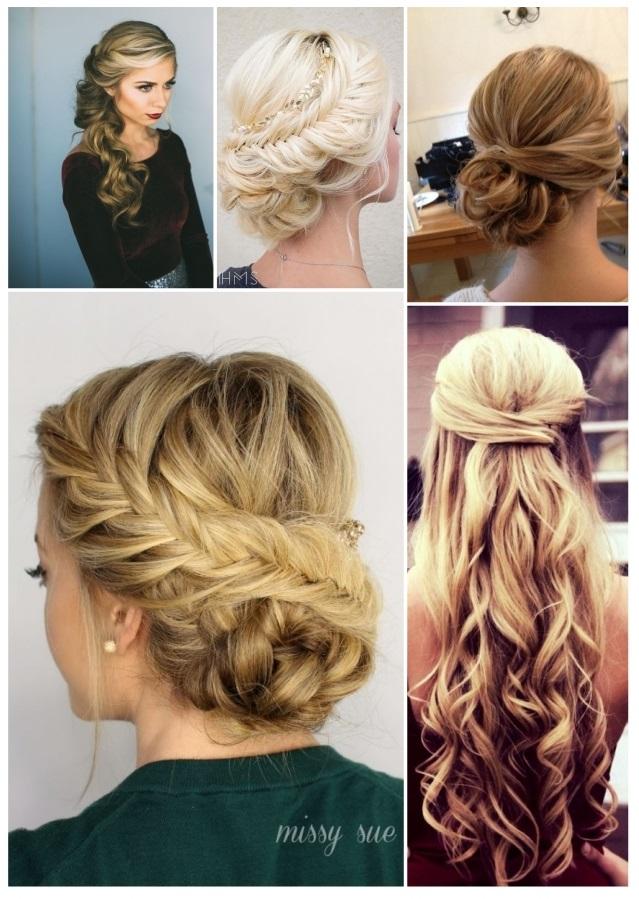 diferentes tipos de peinados sencillos