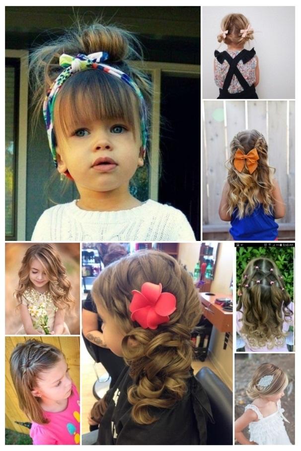 peinados sencillos para el colegio