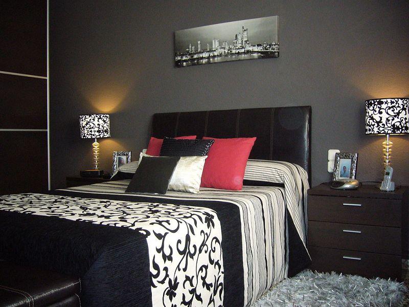 Decoracin de cuartos en color gris IDEAS Y CONSEJOS