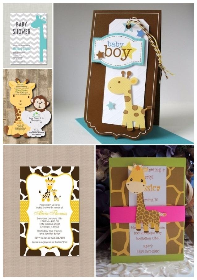 invitaciones para baby shower hechas a mano