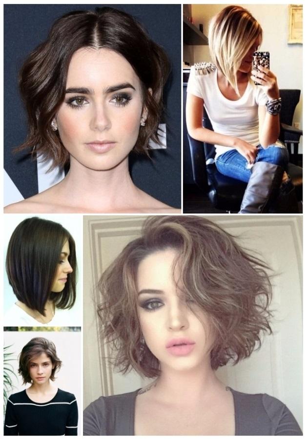 peinados de cabello corto para mujer
