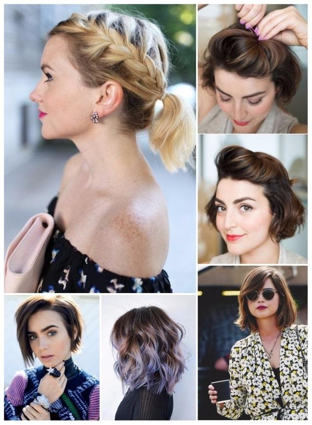 Imagenes de peinados para cabello semi corto