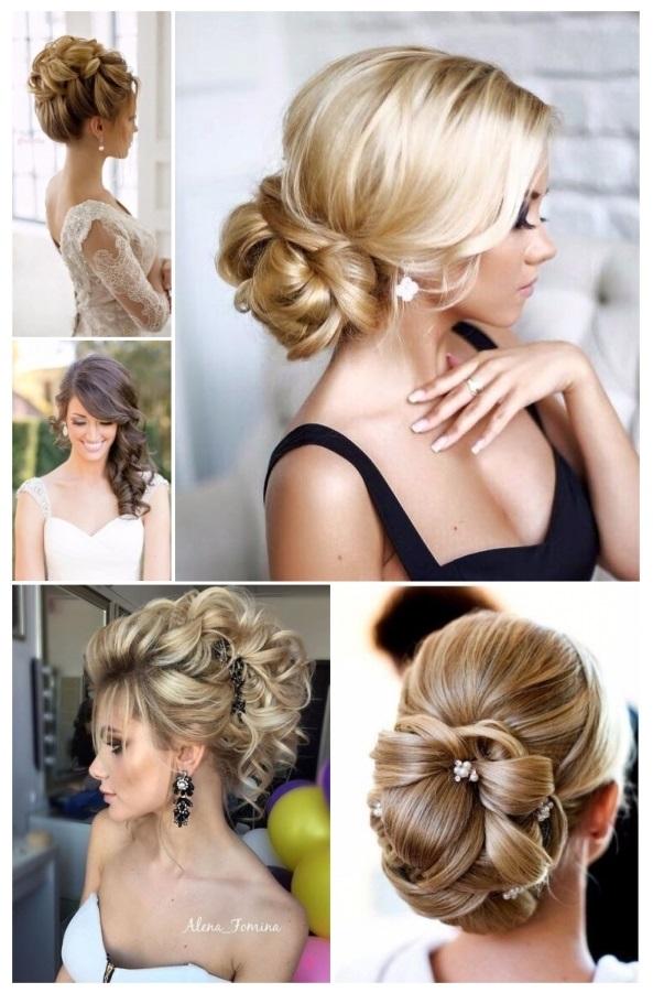 peinados para bodas de noche invitadas