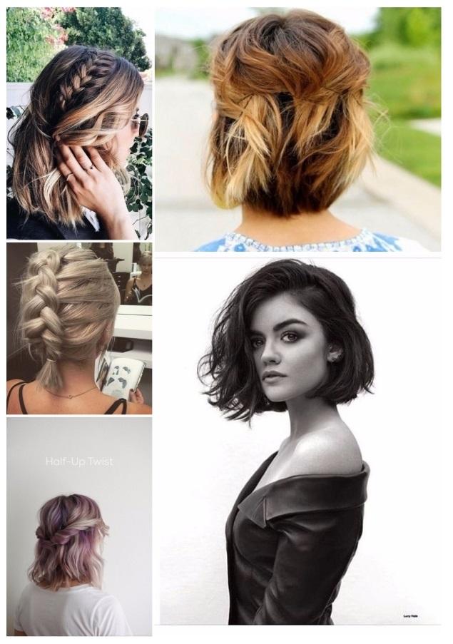 estilos de peinados de noche