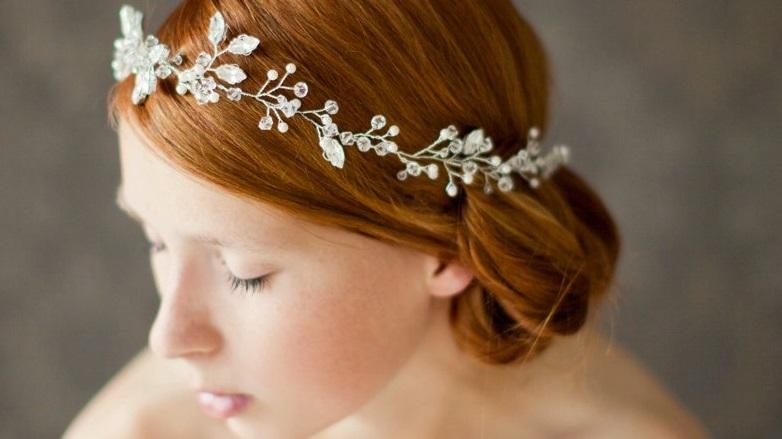 55b3b3515 Peinados de novia modernos (¡ideales para tu boda!)
