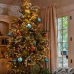 como decorar el árbol de Navidad 2016